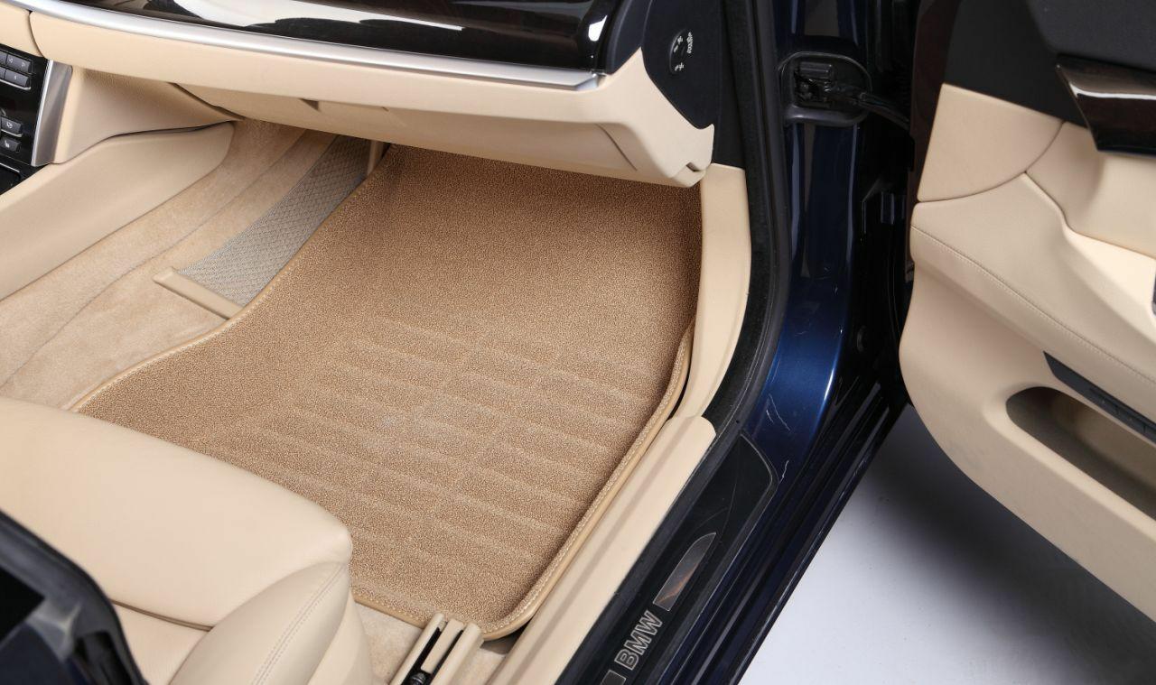 Мягкие ковры в автомобиль. Купить или сделать самому?