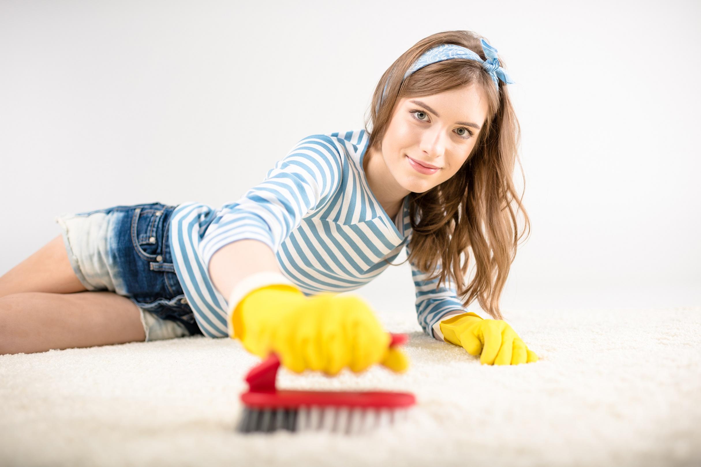 Обзор средств для чистки ковров